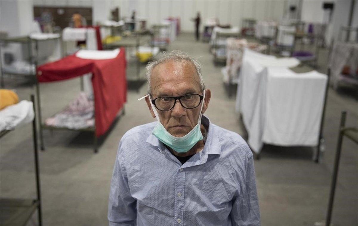 «Vull anar a morir-me al meu poble; a Barcelona ja està tot fet»