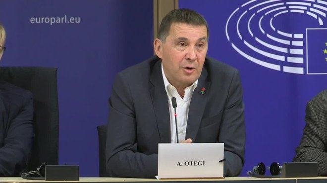 Estrasburg sentencia que Arnaldo Otegi no va tenir un judici just