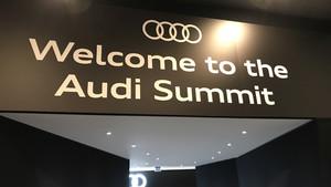 Motor Zeta asistió en exclusiva al Audi Summit donde se presentó el Audi A8.