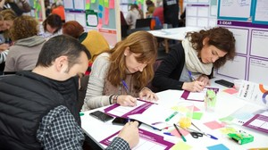zentauroepp40995801 docents de barcelona construeixen l educaci del futur de la171118205626