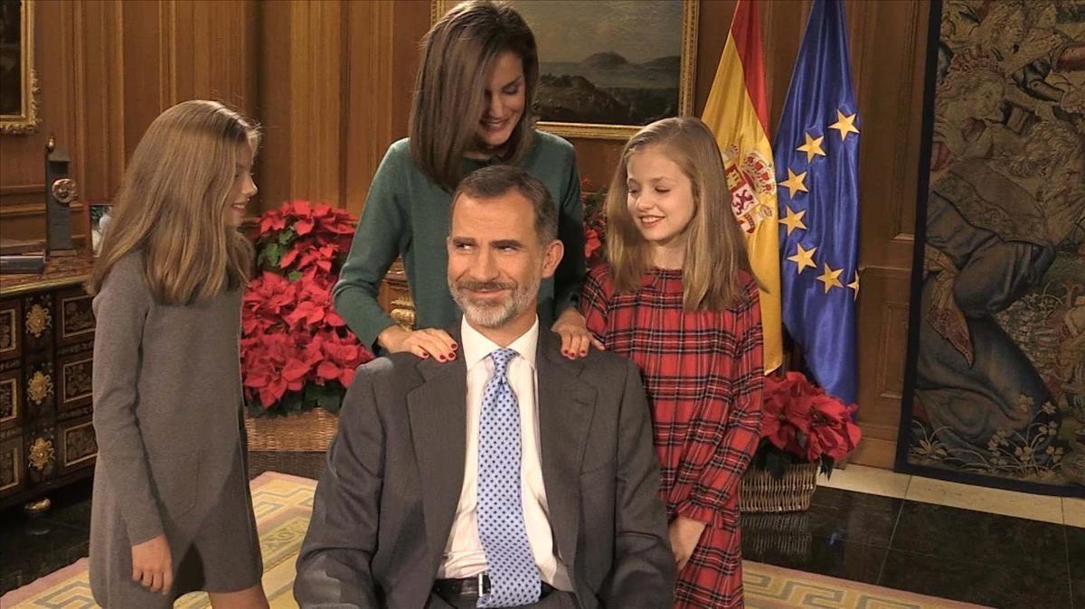 El mejor regalo de Felipe VI
