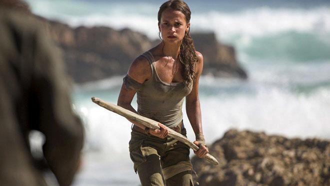 Estrenos de la semana. Tráiler de Tomb Raider (2018)