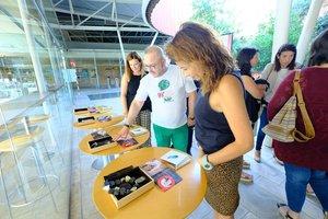Gavà dedica una Fashion Week a la variscita, la pedra ancestral del municipi