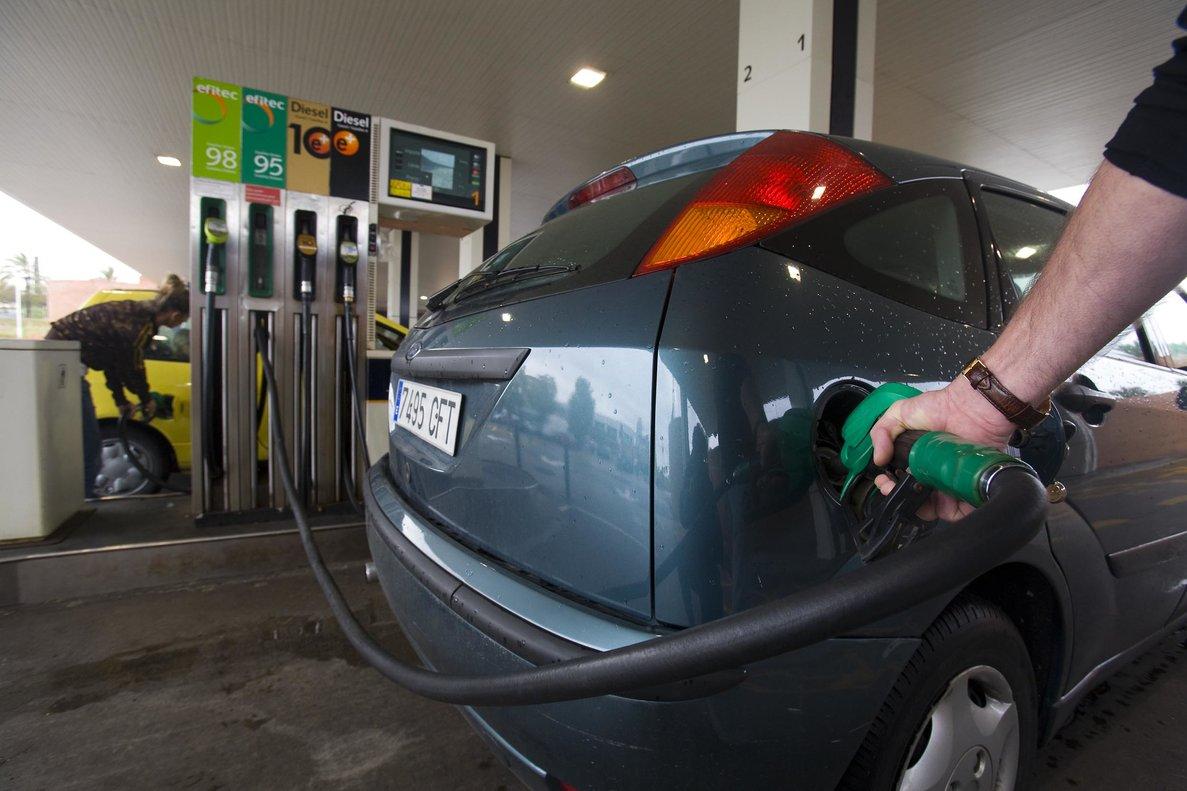La pujada dels carburants impulsa la inflació fins a l'1,3% al març