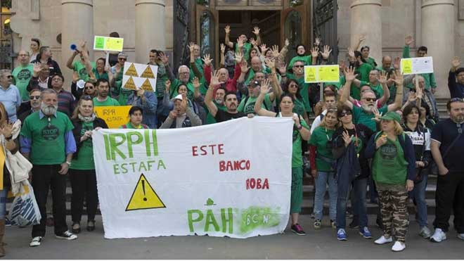 Primer revés de la justícia europea per l'índex d'hipoteques IRPH