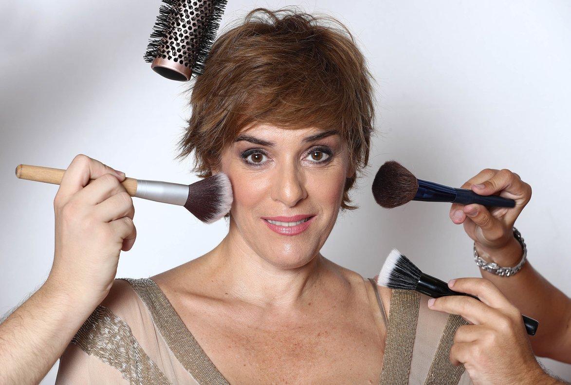 La actriz Anabel Alonso será madre primeriza a los 55 años.