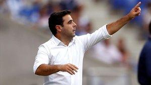 Gallego: «La nostra afició es mereix una victòria a casa»