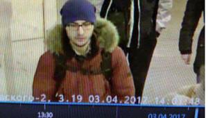 Los servicios de seguridad apuntan al jovenAkbarzhon Djaliliv como el autor de la masacre del metro de San Petersburgo.