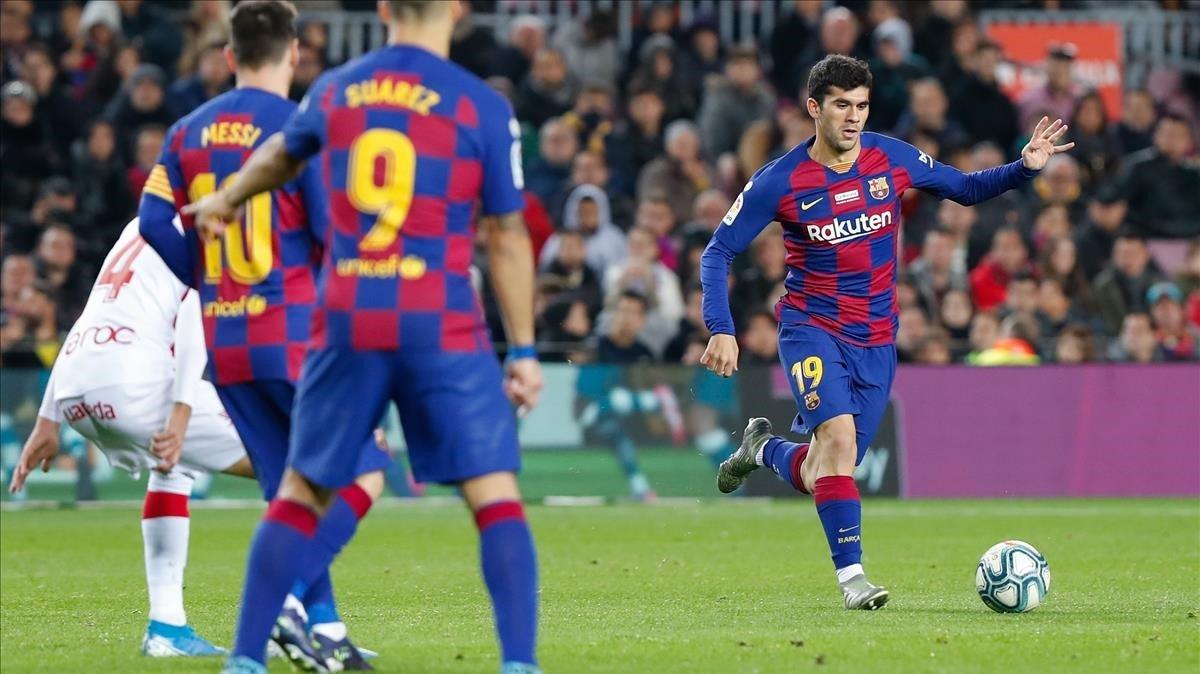 Carles Aleñá deja el Barcelona — Oficial