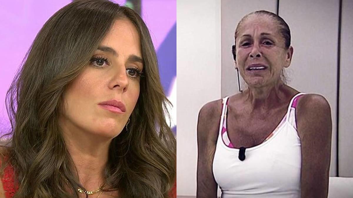 """Anabel Pantoja, sobre el problema de salud de su tía: """"No es ninguna pantomima, está mal"""""""
