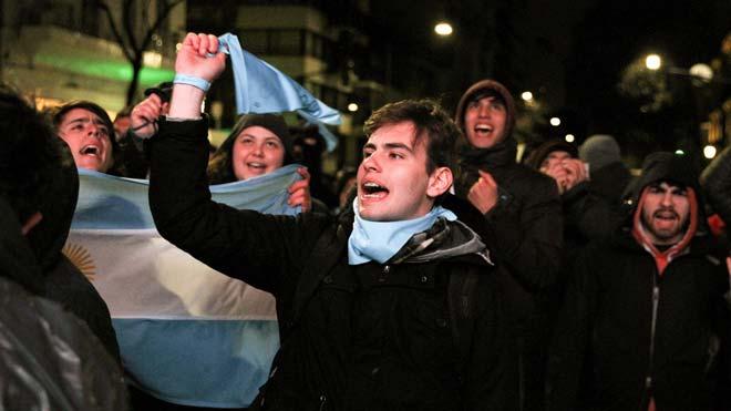 Argentina rechaza despenalizar el aborto.