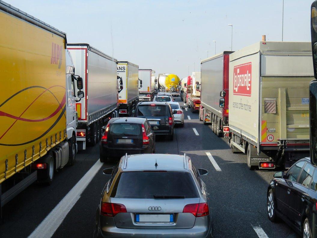La predicción de los atascos evita accidentes y mejora el tráfico