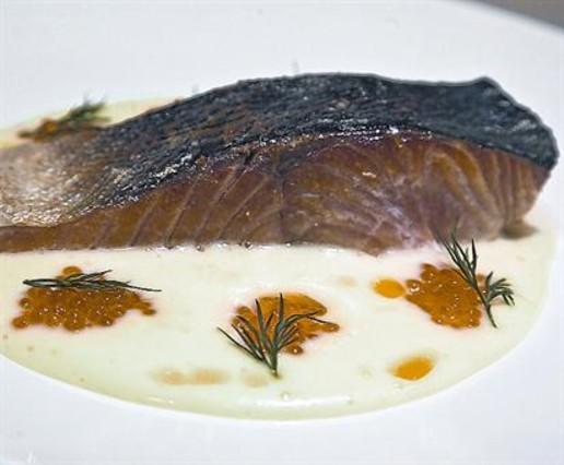 El auténtico sabor del salmón procede de su origen.