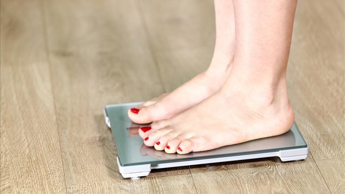 Hay personas con anorexia que pueden tener un índice de masa corporal correcto.