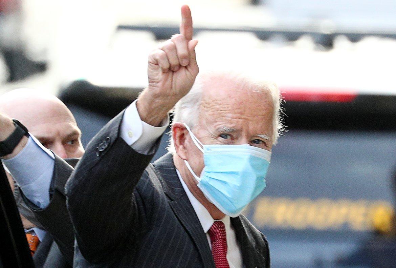 Joe Biden, presidente electo de los Estados Unidos.