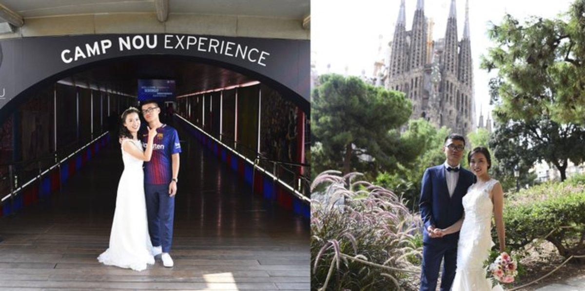Misteri resolt: localitzat el fotògraf de les fotos perdudes d'un casament a Barcelona