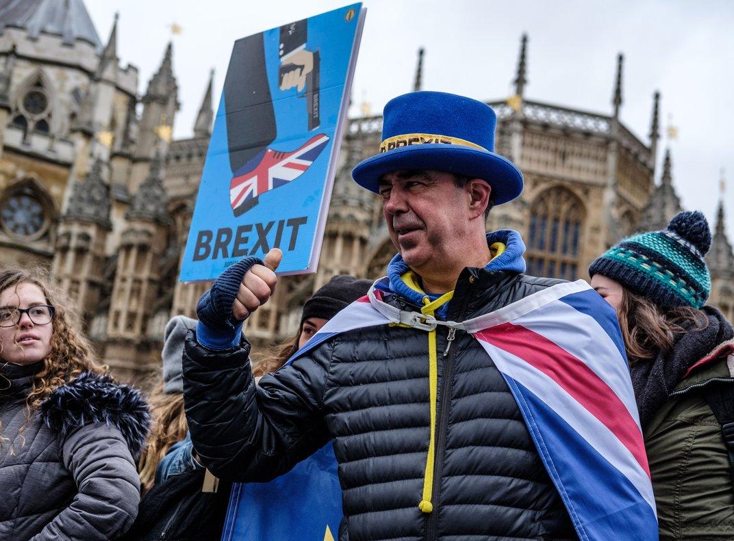 El Brexit ha levantado ampollas en la sociedad británica