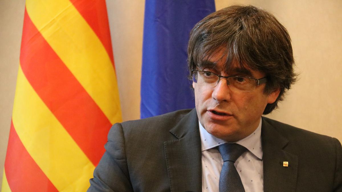 Carles Puigdemont ha assegurat que està disposat a encapçalar una llista unitària i cívica.
