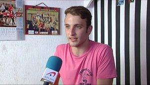 """El alumno citado por Sánchez: """"Orgulloso pero no me meto en política"""""""