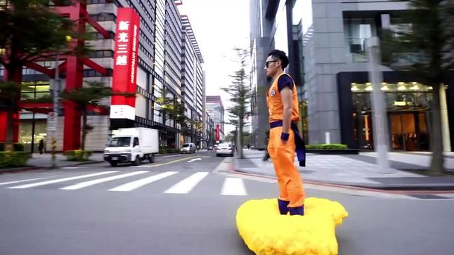 Su paseo por Taipei no deja indiferente a nadie