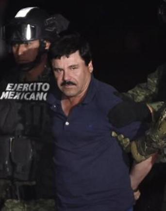 El Chapo Guzman.