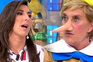 "Paz Padilla se enfada con Chelo García Cortés: ""Si me insultas hazlo detrás de cámara"""