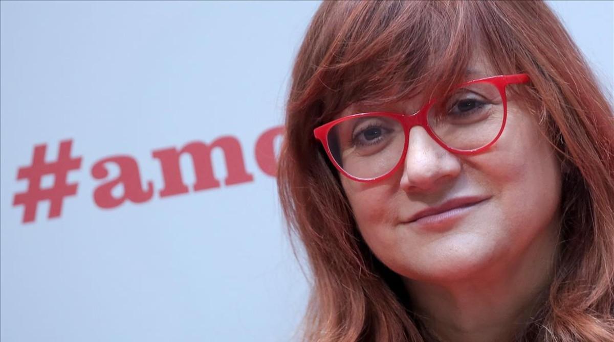 La cineasta Isabel Coixet será una de las encargadas de dar un premio Feroz en la cremonia del próximo lunes.
