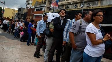 Maduro busca reelegirse en Venezuela y parte de la oposición llama al boicot