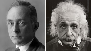 Max Born, el peculiar col·lega d'Einstein apadrinat per Hilbert