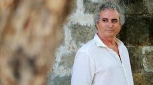 El escritor barcelonés Ildefonso Falcones.