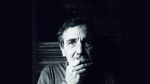 El escritor italo-argentino Juan Rodolfo Wilcock