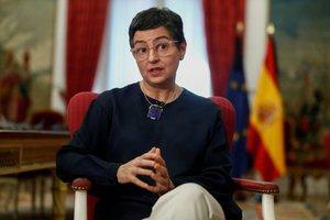 Arancha González Laya, ministra española de Asuntos Exteriores.