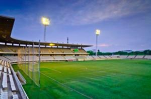 El Estadio Municipal de Fútbol