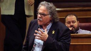 """Tardà, a Rivera: """"Cada vegada que ens digui colpistes, li direm feixista"""""""