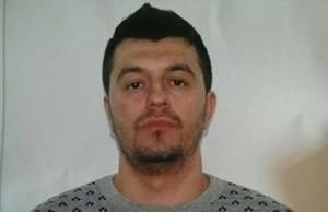 La foto del preso que se ha fugado este martes en los jusgados de Sant Feliu de Llobregat.