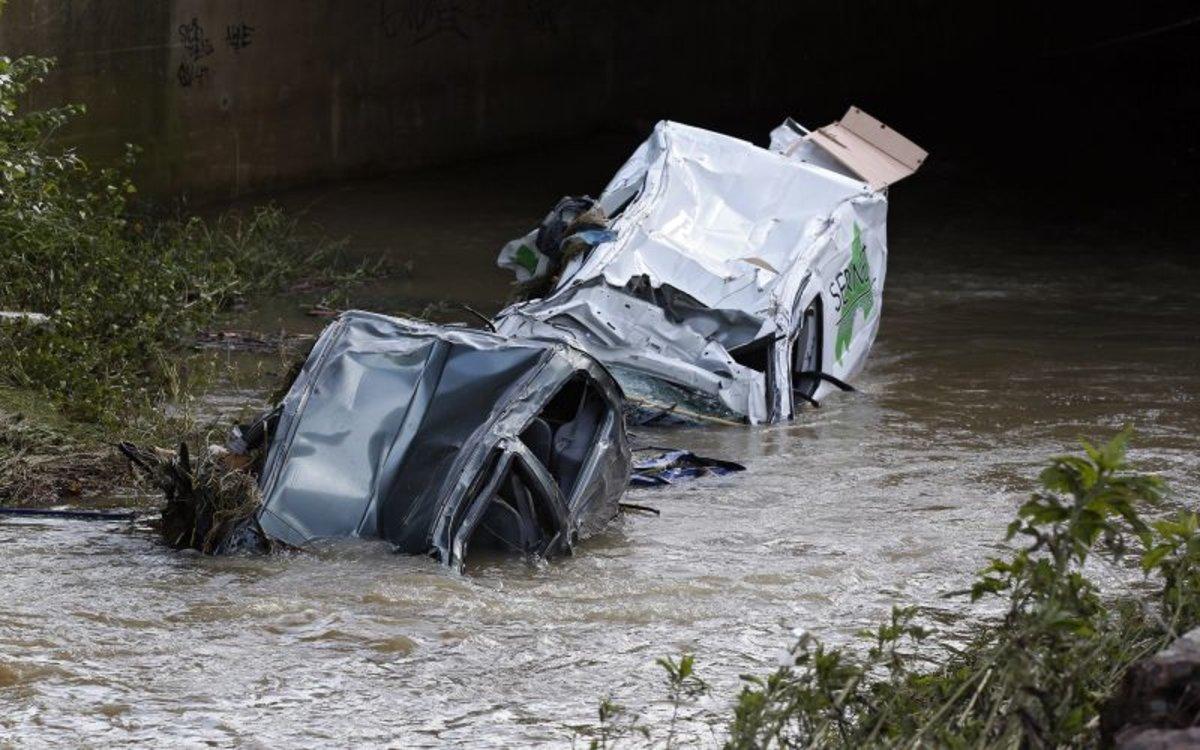 Inundaciones en sureste de Francia dejan al menos seis muertos