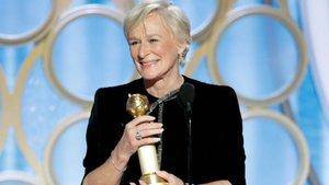 L'emocionant discurs feminista de Glenn Close després del seu inesperat premi en els Globus d'Or
