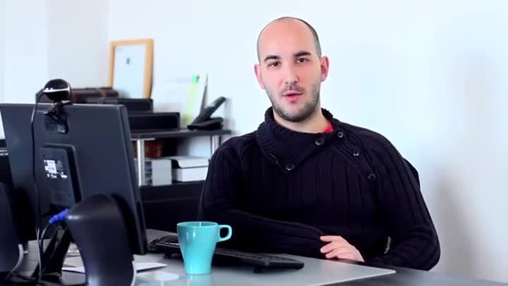 El autor del libro, Borja Ventura, explica los motivos de su proyecto.