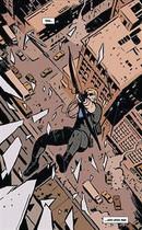 Hawkeye, el personaje que da nombre a la serie 'Ojo de Halcón', de David Aja.