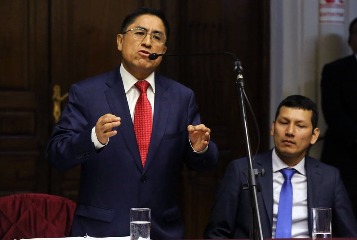 Hinostroza actualmente se encuentra detenido en Madrid desde el pasado 19 de octubre, luego de huir del Perú por la frontera norte.