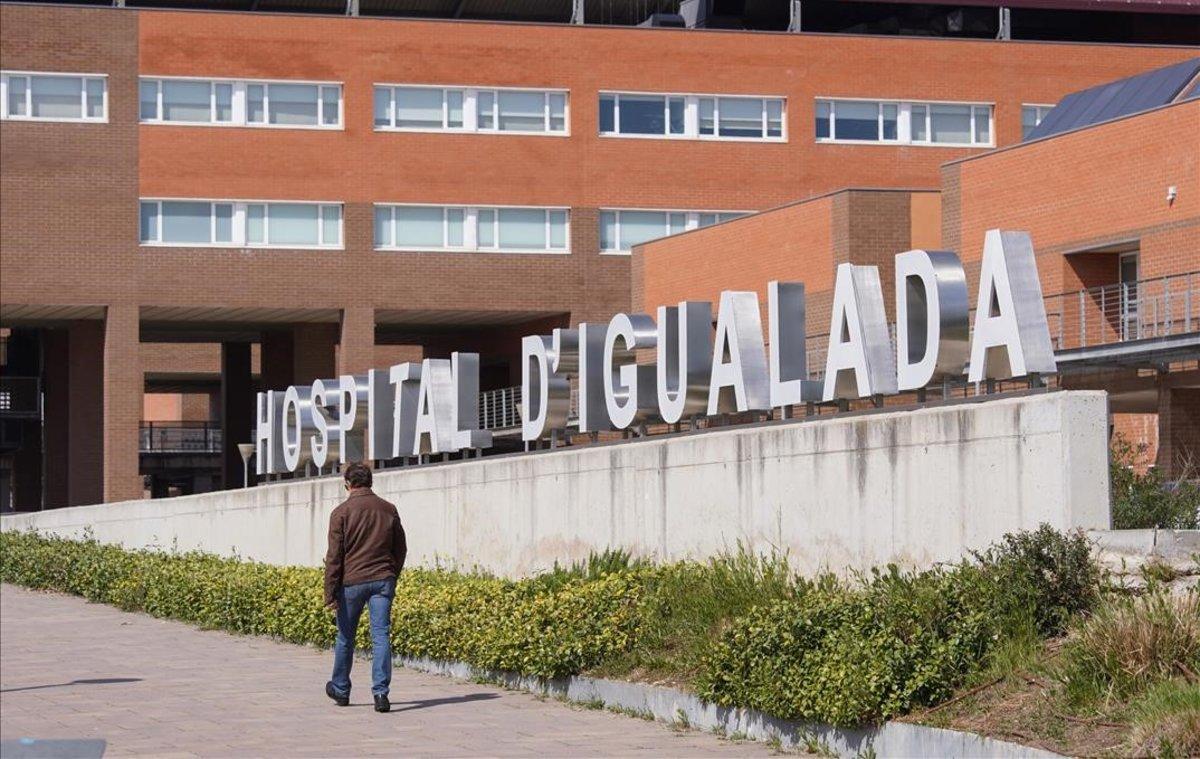 El Hospital de Igualada.