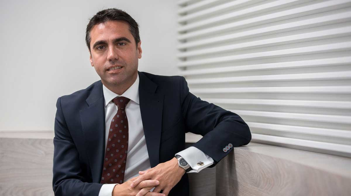 José Luis Iranzo: «És essencial protegir-se del risc d'impagament»