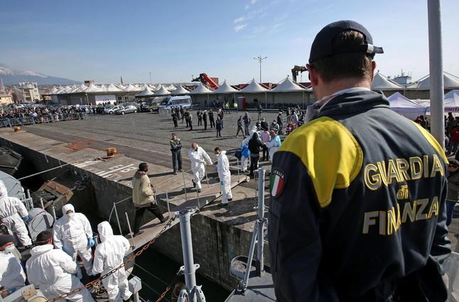 Itàlia és un dels països que més refugiats ha rebut en els últims mesos, sobretot des de larribada de la primavera.