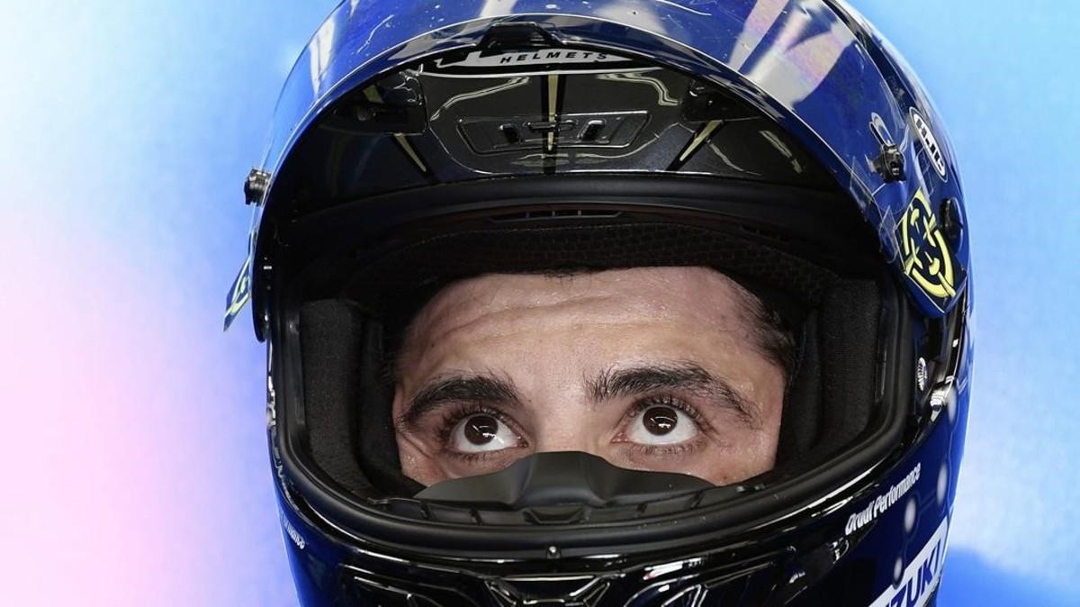 El italiano Andrea Iannone dejará su sitio, a final de temporada, en Suzuki para que lo ocupe el joven mallorquín Joan Mir.