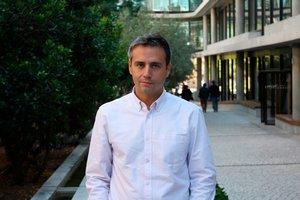 Javier García, responsable de experiencia móvil de BBVA.