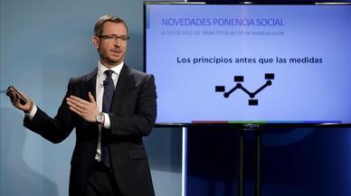 El PP promete ahora consultar con los colectivos sociales cualquier reforma legislativa