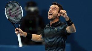 Bautista guanya el torneig de Doha davant de Berdych