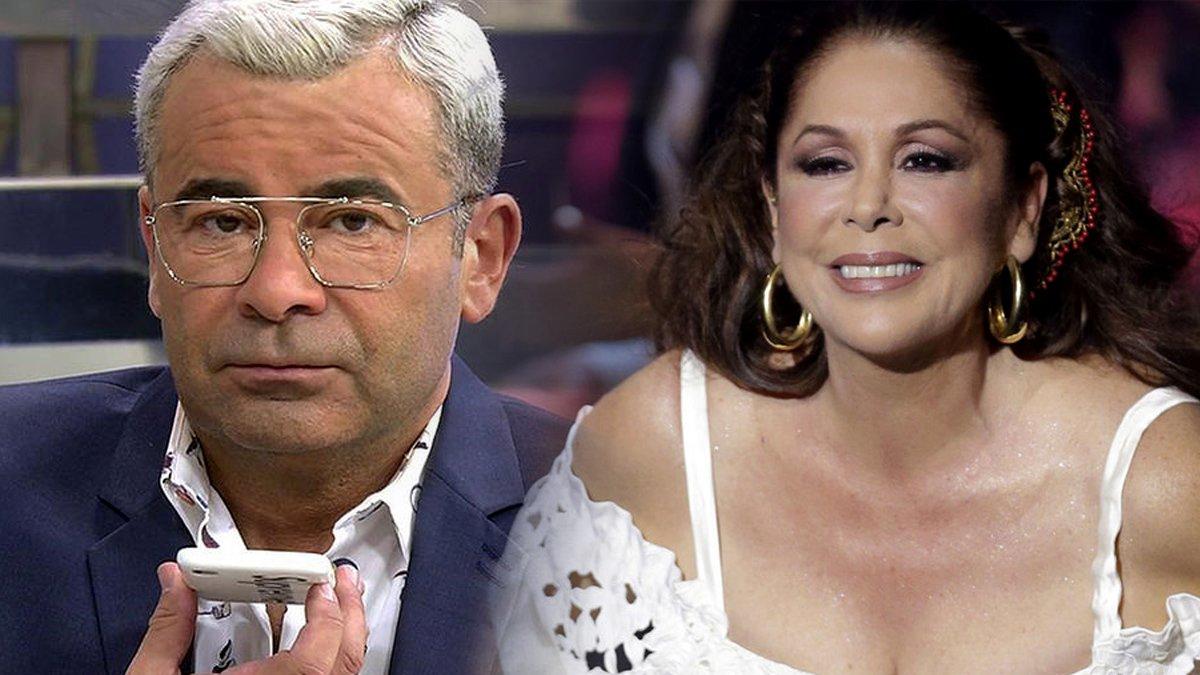 La primera conversación entre Jorge Javier Vázquez e Isabel Pantoja tras confirmarse que irá a 'Supervivientes'