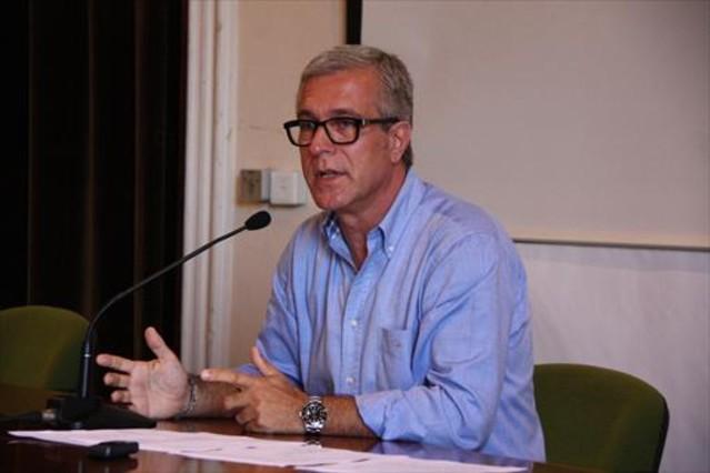 Josep Fèlix Ballesteros, alcalde de Tarragona.
