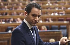 """Teodoro García Egea: """"¿Autoritari, jo? Jo no soc autoritari, soc de Múrcia"""""""